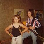 Pete Dexter och Chris Black (artistnamn) 1974