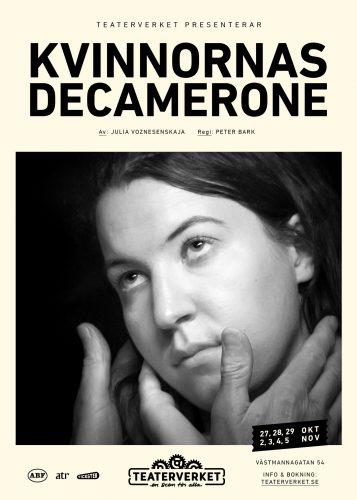 Affisch Decamerone 1