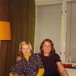 Med första kärleken Helene Blomfeldt 1975